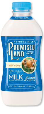 Reduced Fat 2% White milk_Promised Land Dairy