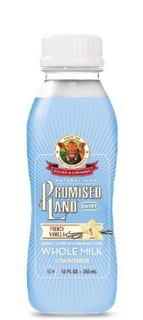 French Vanilla Milk