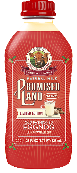 Old Fashioned Eggnog