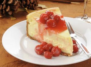 Holiday Cheesecake Recipe Stock Art Promised Land Dairy