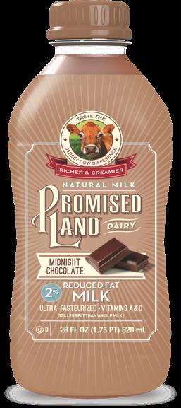 Midnight Chocolate 2%